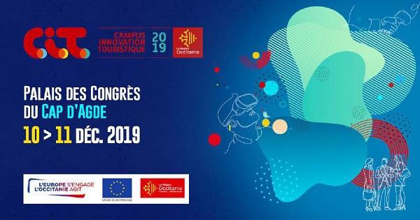 Pour cette 3e édition qui se tiendra les 10 et 11 décembre 2019 au Cap d'Agde, l'Open Tourisme Lab - Crédit photo : Campus de l'Innovation Touristique