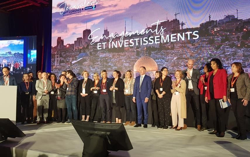 Le congrès Selectour s'est tenu à Jérusalem sur le thème Engagements et Investissements - Photo CE