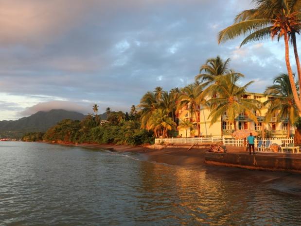 L'activité sur l'île est revenue totalement à la normale, selon l'Office de Tourisme de la destination -  - DR : J.-F.R.