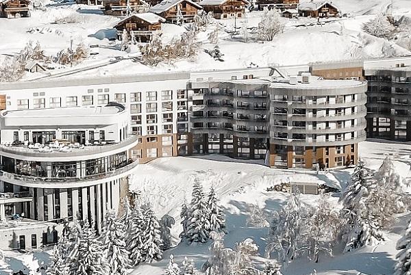 Club Med Alpe d'Huez comprend désormais 442 chambres - Crédit photo : Club Med