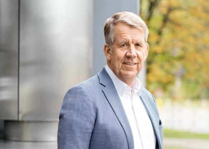 """Pour Friedrich Joussen, malgré """"le 737 MAX et les conditions du marché"""", l'entreprise """"a connu une année pleine de succès"""" - DR : TUI Group"""