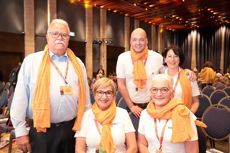 La fondation Selectour a été très présente au dernier congrès de Jérusalem qui s'est tenu du 5 au 8 décembre dernier - DR : Selectour
