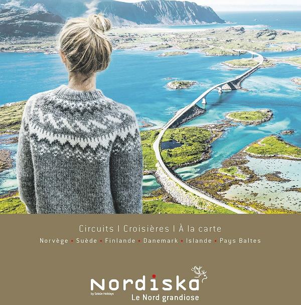 """Un nouveau circuit en Norvège et toujours plus du """"à la carte"""" pour Nordiska - DR"""