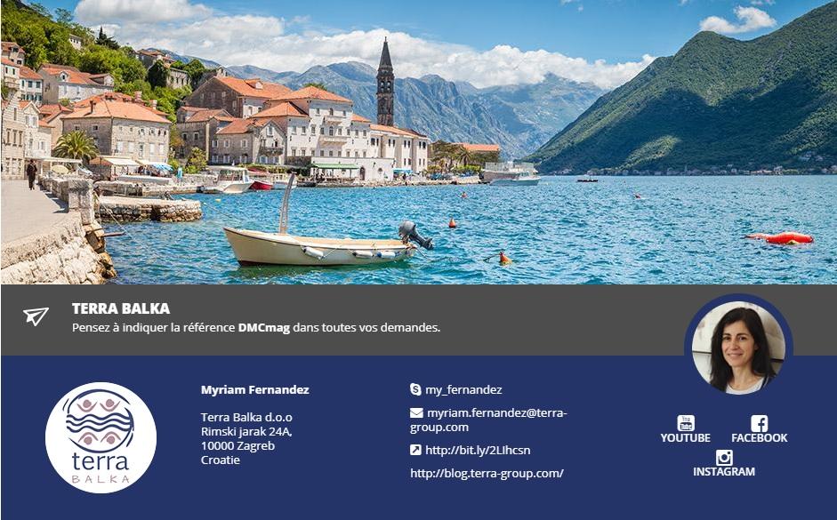Terra Balka est spécialiste de la Croatie - DR