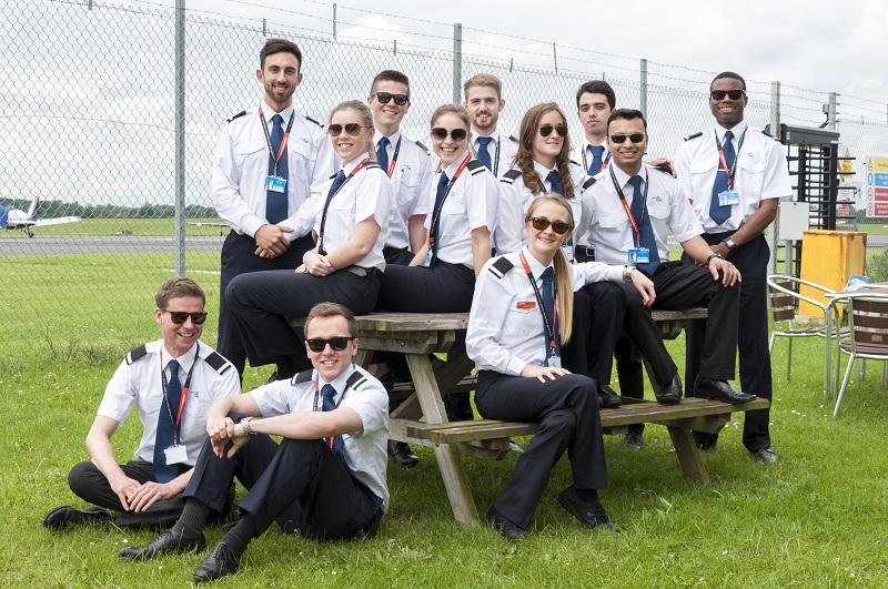 En 2020, CAE formera 1000 élèves-pilotes pour la compagnie aériennes easyJet - DR : CAE