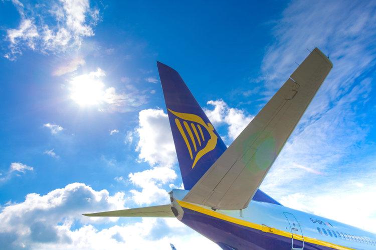 Nouvelles destinations desservies par Ryanair - DR Ryanair