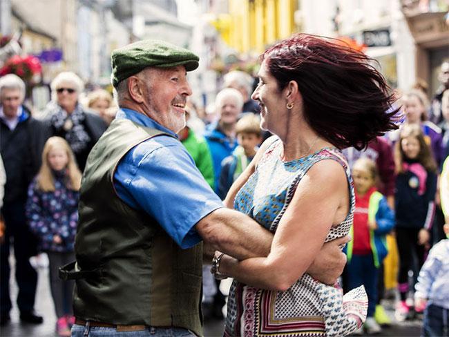 Galway Capitale européenne de la culture en 2020 Co. Galway - Copyright Tourisme Irlandais