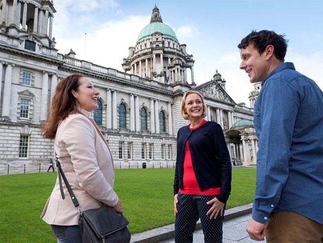 Belfast Irlande du Nord - Copyright Tourisme Irlandais