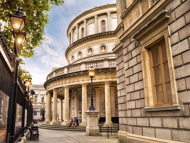 National Museum of Ireland  Co. Dublin - Copyright Tourisme Irlandais