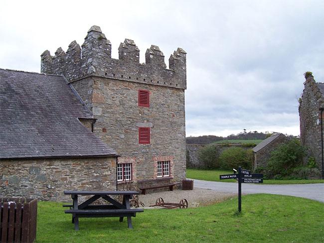 Castleward,  Irlande du Nord - Copyright Tourisme Irlandais