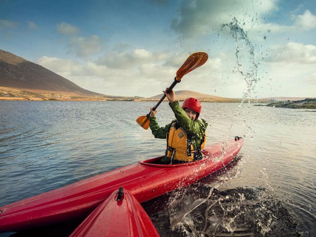 Keel Lough Achill Island Co Mayo - Copyright Tourisme Irlandais