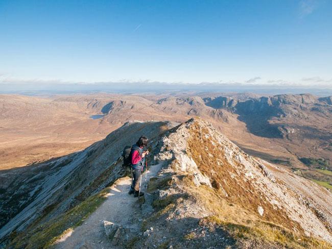 Montagnes de Mourne Co.Down Irlande du Nord - Copyright Tourisme Irlandais