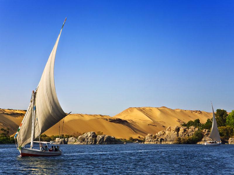DR : Shutterstock - Le Nil et ses légendes