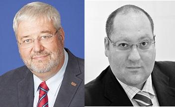 Joachim Schweda et Ilan Goz les deux gérants - DR