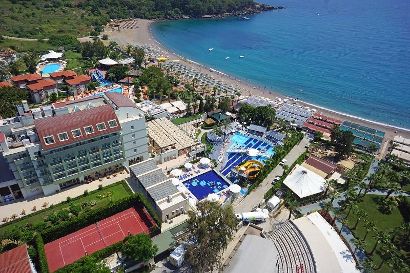 Le TO ouvre le Mondi Club Sealife Buket resort & Beach 5* en avril. Situé à Alanya, il a été rénové en 2015, et dispose de 323 chambres - DR : Mondial Tourisme