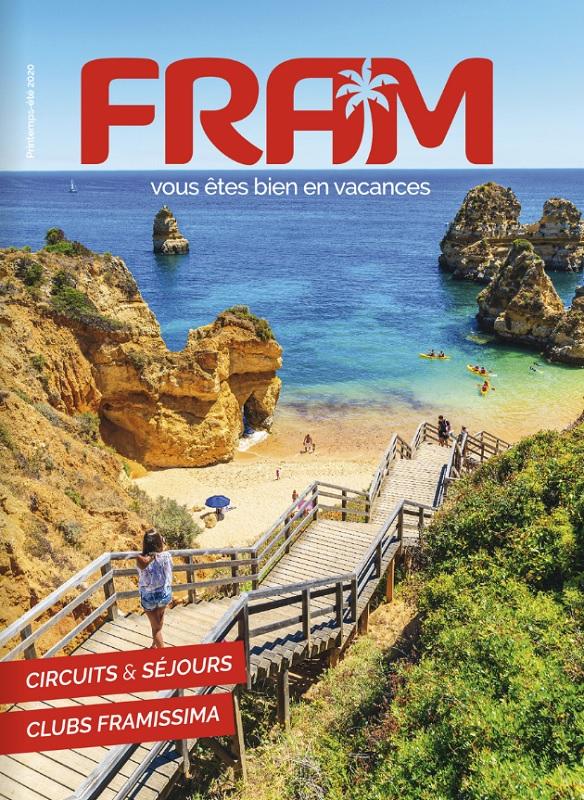 FRAM : 11 nouveaux Clubs Framissima dans la brochure été 2020