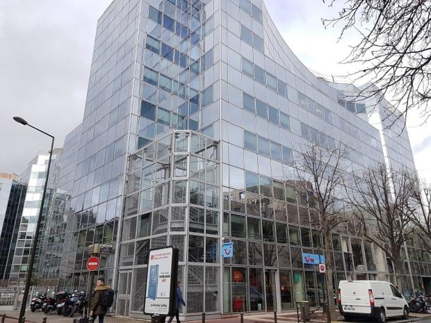 Le siège de TUI France à Levallois-Perret - DR Photo AB