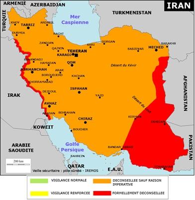 L'Iran entre dissensions internes et regain de tension avec les USA