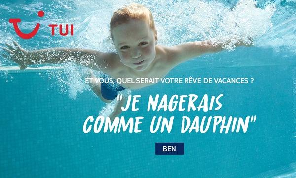 TUI sera le premier voyagiste à l'aéroport de Lille et mène une importante campagne médiatique - Crédi photo : TUI