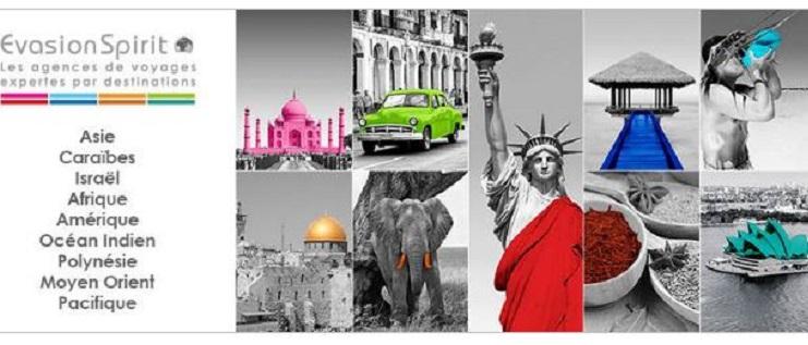 Evasion Spirit recrute une quinzaine de conseillers de voyages spécialistes d'une destination. - DR : Evasion Spirit
