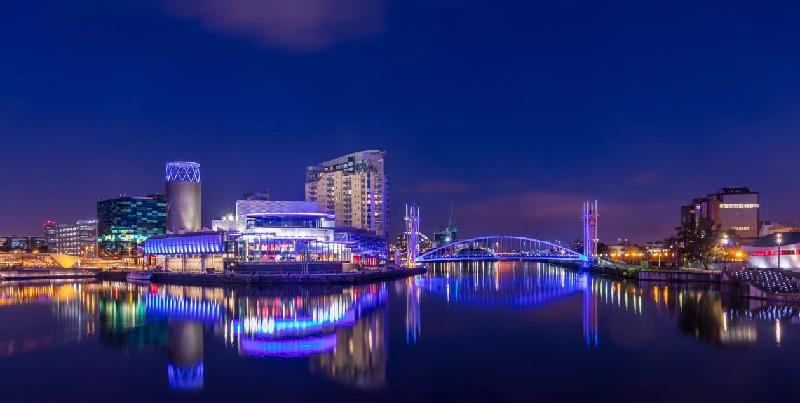 Manchester Ship Canal ©Shutterstock