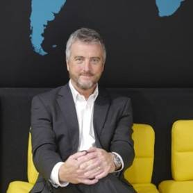 Chris Bowen, directeur général de CWT pour la région EMEA. - DR