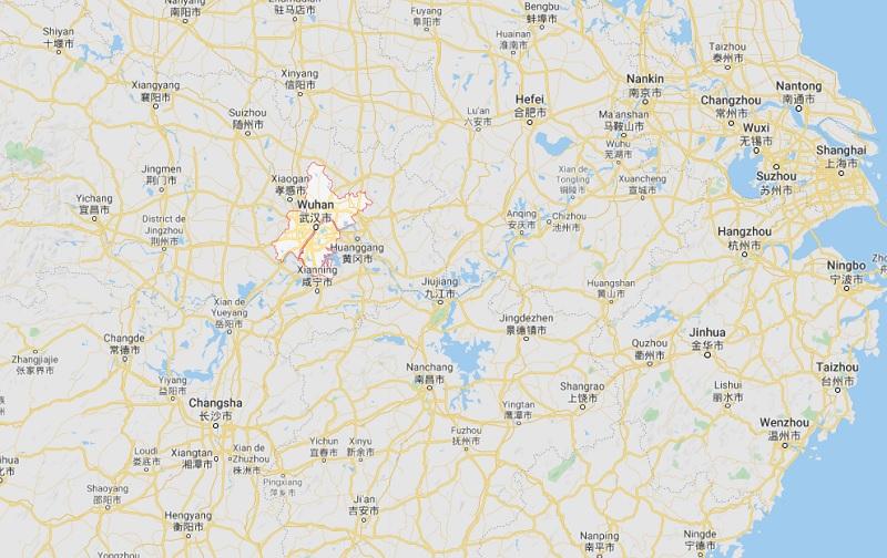 Wuhan a été mise en quarantaine - DR