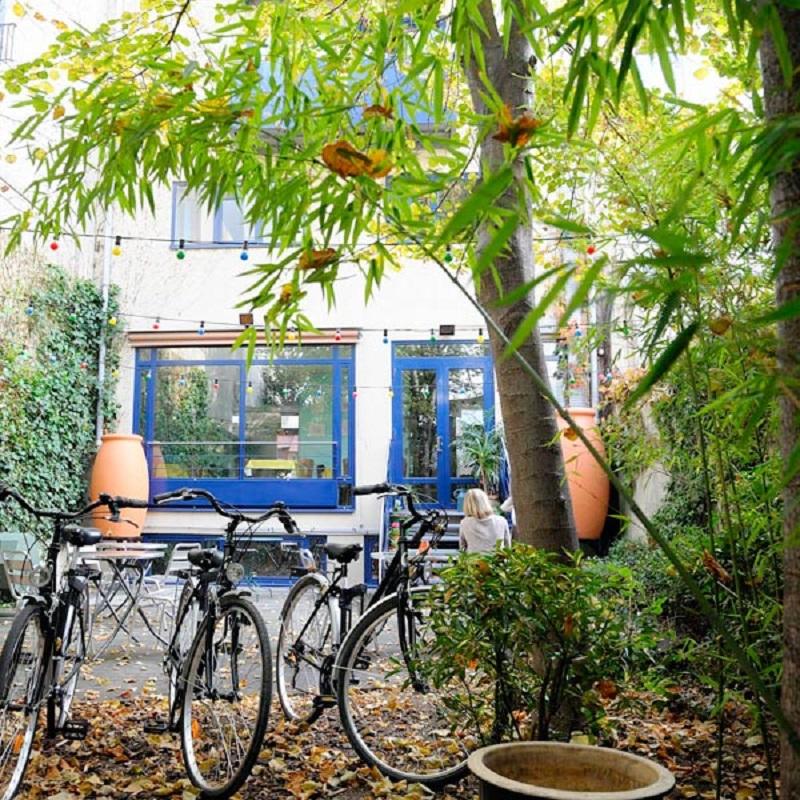 Le Solar Hotel Paris se présente comme le premier hôtel écologique, économique et militant de la capitale - crédit photo SOLAR HOTELS