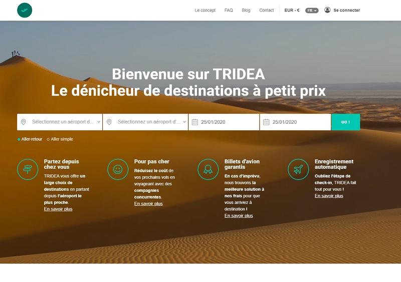 Chalair Aviation rejoint la plateforme de réservation Tridea