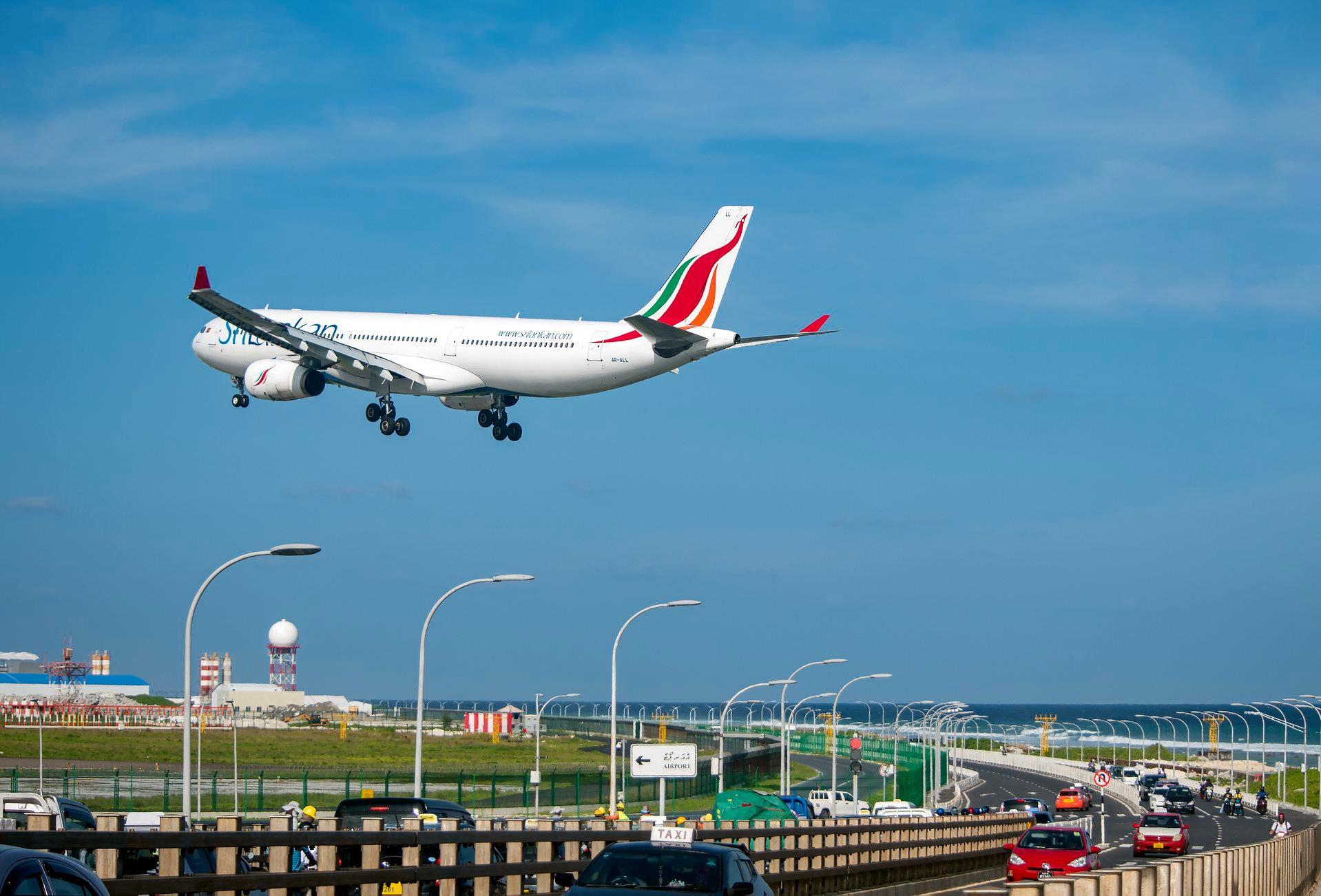 SriLankan exploite des A330 sur son réseau long-courrier © SriLankan Facebook