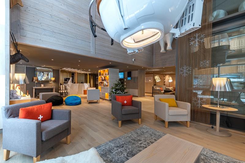 Les équipes dévoileront les nouveautés proposées cet été, notamment une nouvelle résidence 5 étoiles à Méribel avec L'Hévana - DR : Pierre & Vacances-Center Parcs