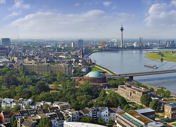 L'Allemagne en classe Standard Mini est disponible à partir de 32€ - Crédit photo : Thalys