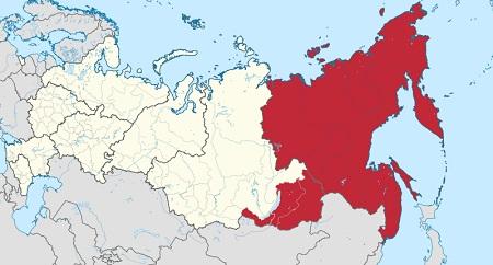 Extrême-Orient russe - WikimediaCommons