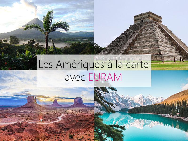 Les Amériques à la carte - Photos Pixabay