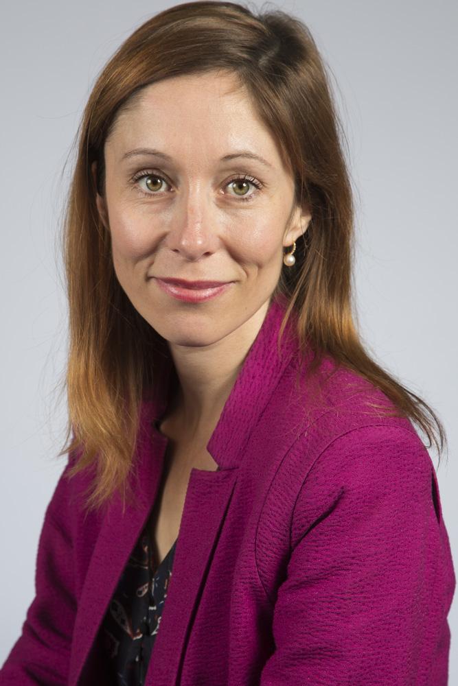 Anastasia Iline, directrice générale adjointe de Campus France - DR : Campus France