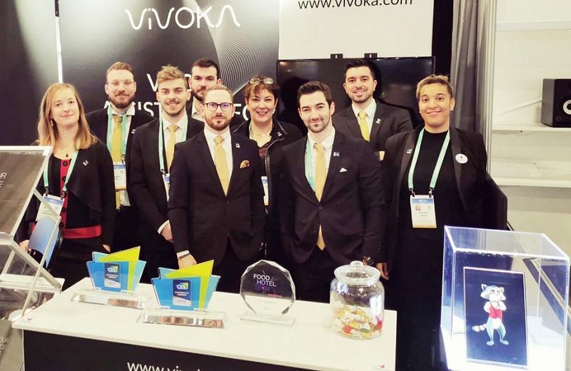 Après le succès du CES 2020 et les récompenses amassées, Vivoka vise un déploiement aux USA dans les prochains mois - Crédit photo : Vivoka
