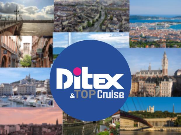 A la veille de la 16e édition du DITEX qui se déroulera les 18 et 19 mars prochains au Palais du Pharo,  l'Office de Tourisme et des Congrès de Marseille, le Groupe TourMaG.com et le DITEX 2020, ont l'honneur et le plaisir de vous inviter à (re) découvrir Marseille, ses expériences et sa gastronomie ! - DR