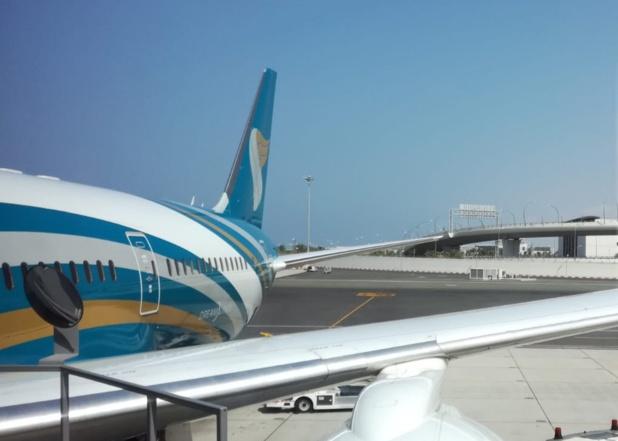 Oman Air a dû suspendre des dizaines de vols en février 2020 en raison de la non-livraison des B737 Max - Crédit photo : RP