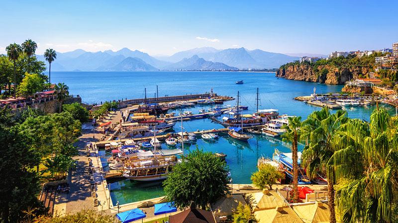Port d'Antalya - DR : Shutterstock