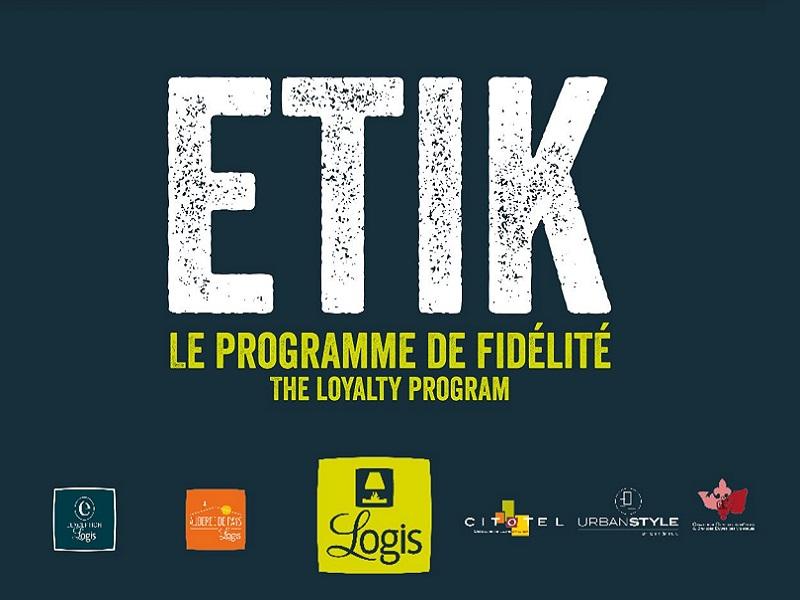 Carte de fidélité, slogan, politique RSE... Logis Hotels se revendique «ETIK»