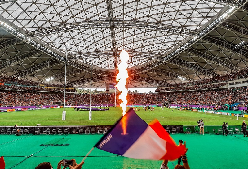 Le Groupe Couleur fait voyager chaque année 14 000 sportifs à travers le monde - Crédit photo : Groupe Couleur