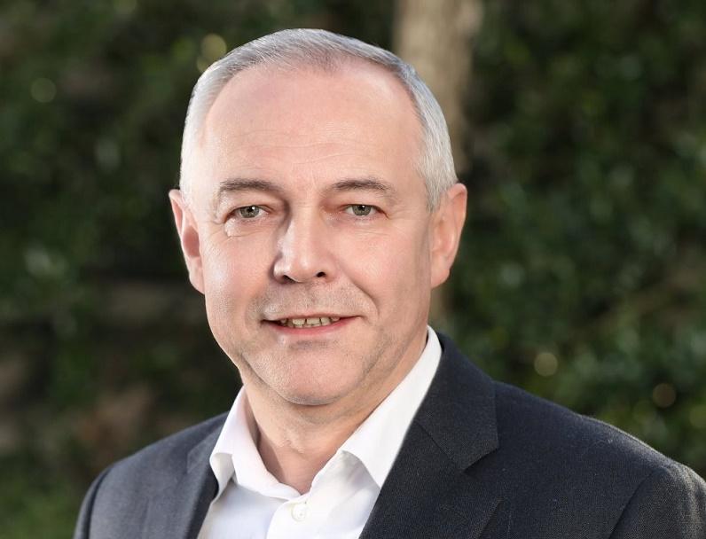 Stewart Harvey, Président EMEA chez BCD Travel - DR