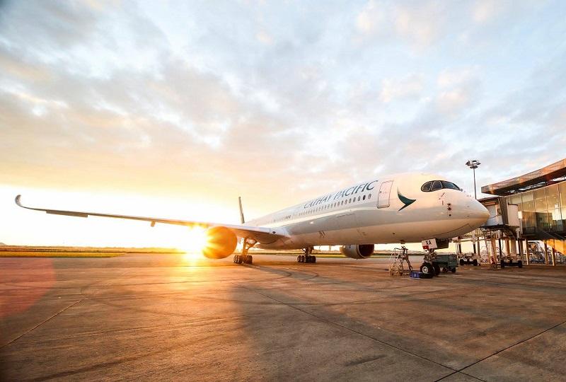 Cathay Pacific a demandé à ses employés de prendre un congé sans solde pendant trois semaines - DR : Cathay Pacific