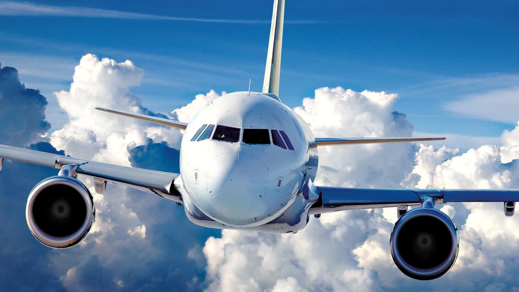 """""""Pour mettre en place ce nouveau programme de compensation carbone, nous avons analysé les taux de consommation des avions et les distances parcourues par 8 000 de nos vols passagers ces deux dernières années"""" - Photo DR ACS"""