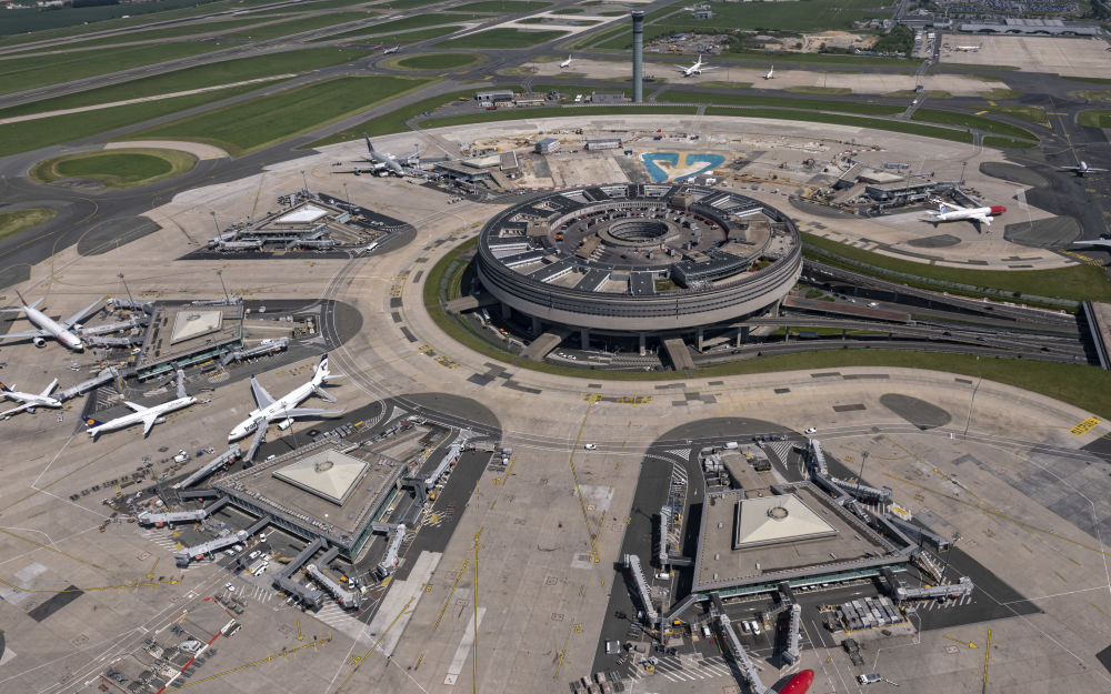 Le Terminal 1 de CDG © ADP