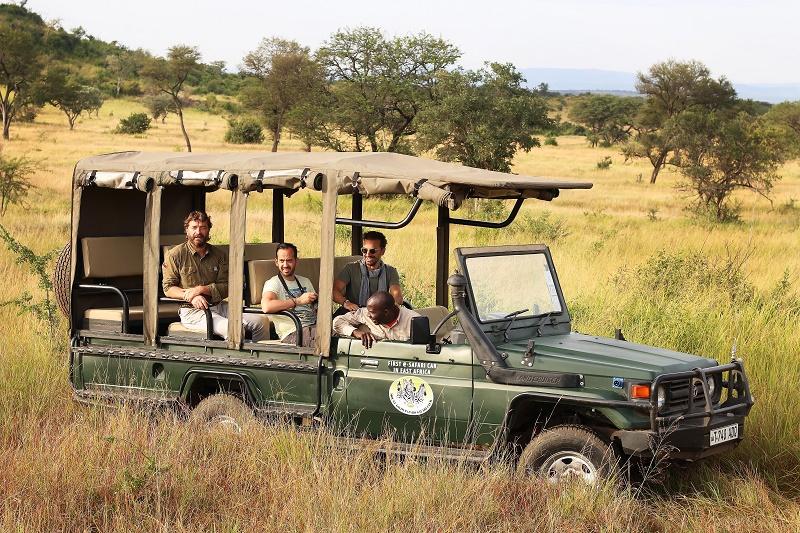 Tanganyika Expeditions est la première société en Afrique de l'Est à proposer des safaris en 4x4 100% électriques - DR : Tanganyika Expeditions
