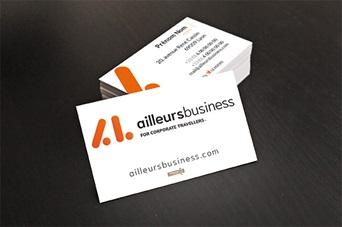 Le nouveau logo d'Ailleurs Business - DR