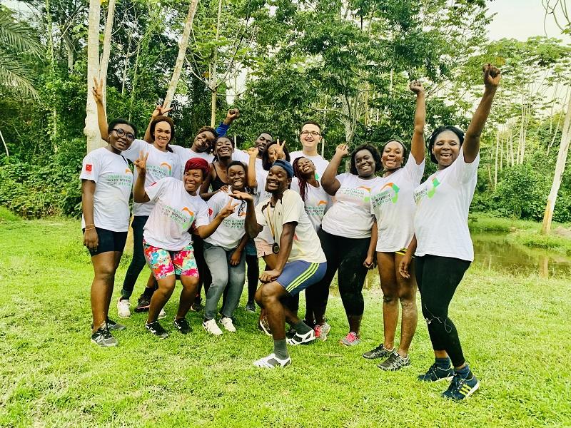 L'association Train & Travel with Women For Africa s'est donné pour mission de former des femmes à devenir guides touristiques en Afrique de l'Ouest autour d'activités écoresponsables - DR : TTWFA