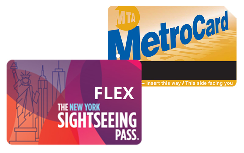 DR : NewYorkCity.fr - Pass attractions