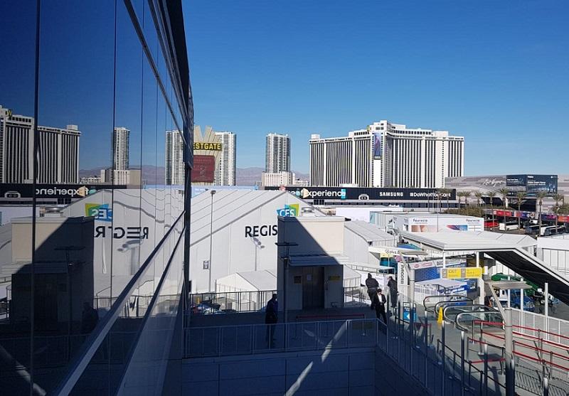 """CES Las Vegas : les experts du """"Village francophone"""" dressent le bilan techno du salon - Crédit photo : RP"""
